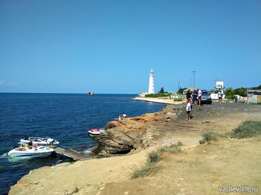 Тарханкутский маяк (2)