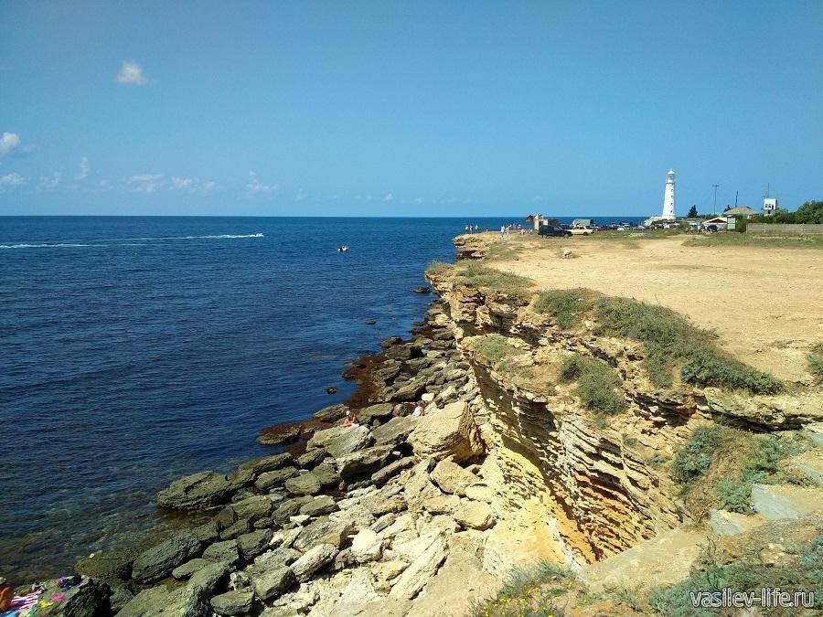 Тарханкутский маяк (3)