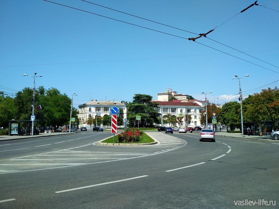 Театр Лавренева в Севастополе (3)