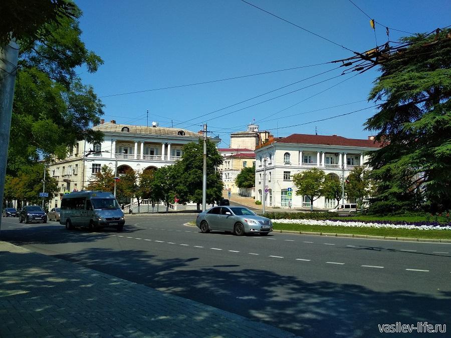 Театр Лавренева в Севастополе (5)