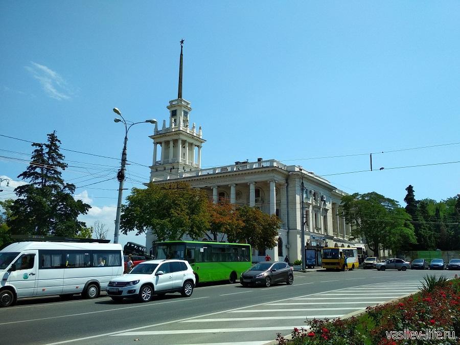 Театр Лавренева в Севастополе (6)