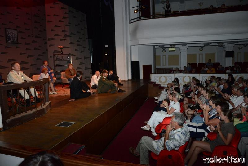 Театр имени А. Чехова в Ялте