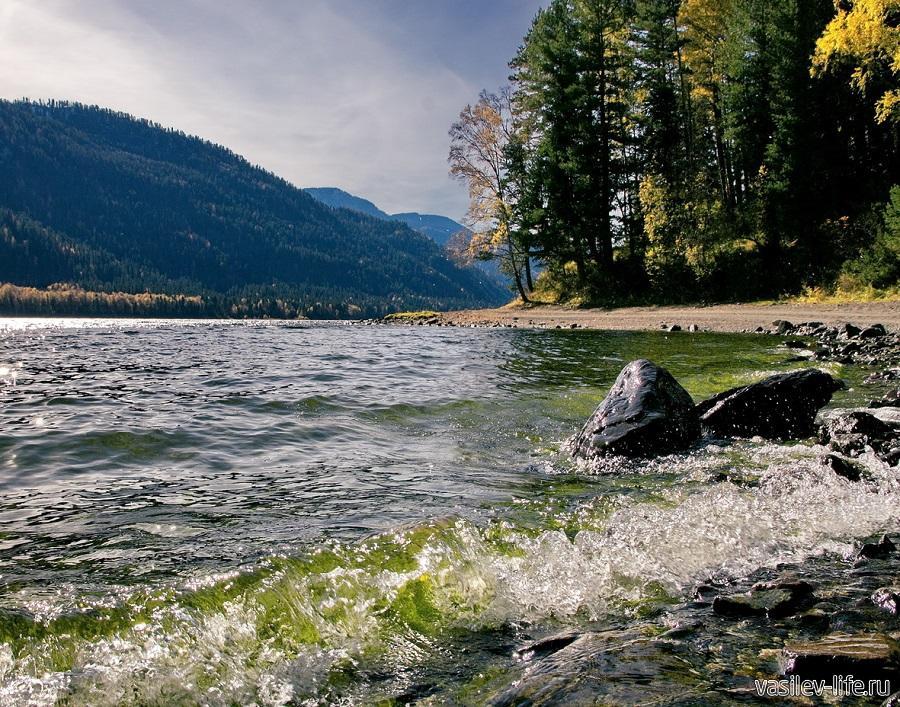 Телецкое озеро, Горный Алтай