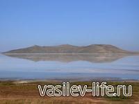 Узунларское озеро, Крым