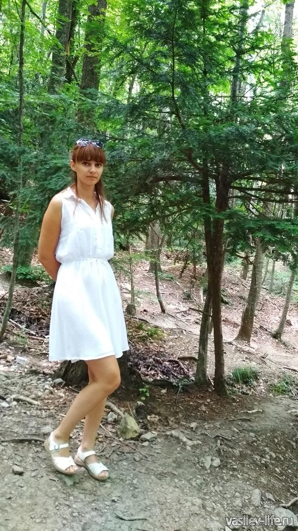 Ульянка в Ялтинском заповеднике