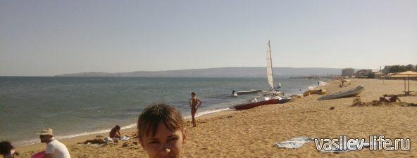 Ульянка на Золотом пляже (Феодосия)