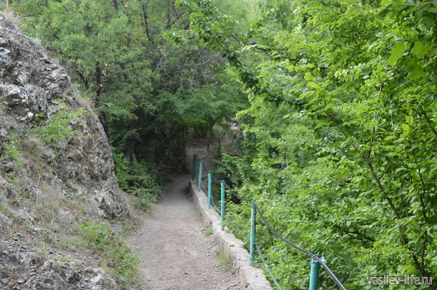 Урочище Панагия в Крыму