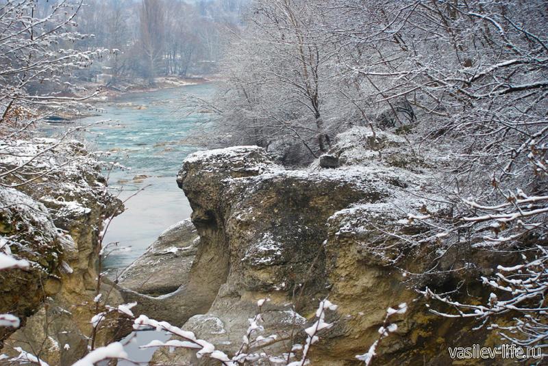 Ущелье реки Белой 2