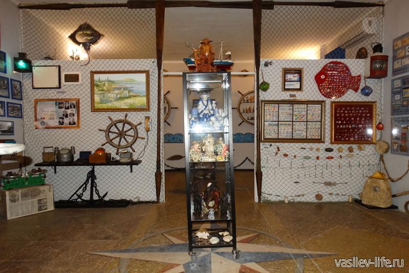 Феодосийский музей рыбы и рыболовства