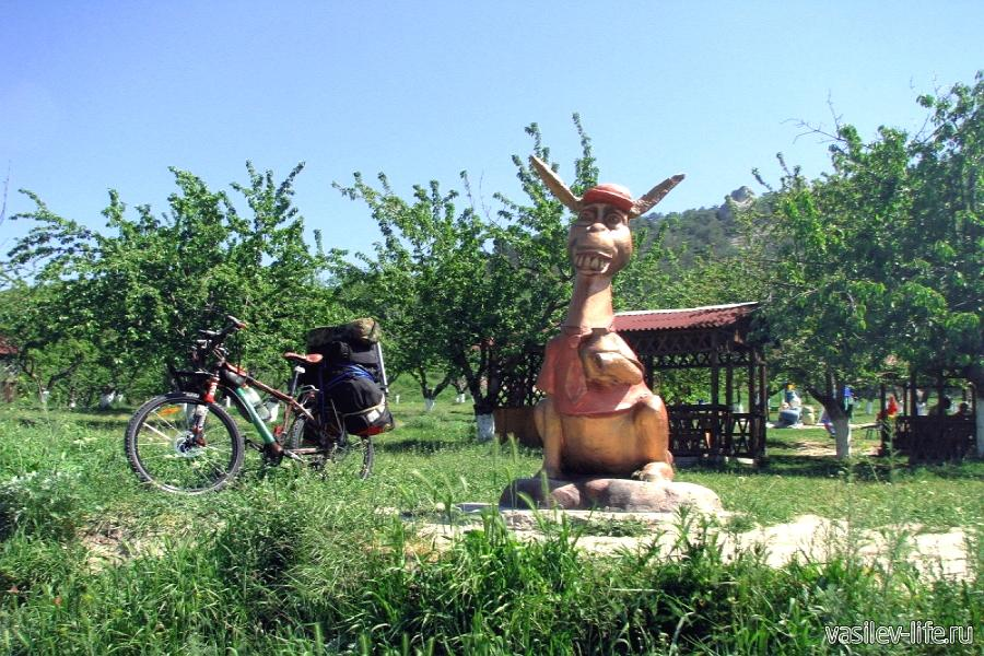 Ферма «Чудо ослик» в Залесном