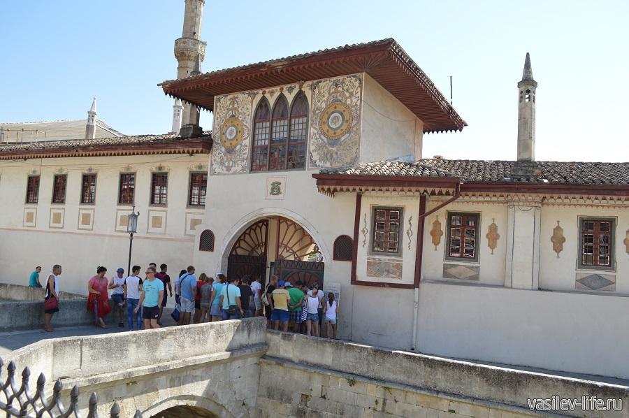 Ханский дворец в Бахчисарае (Крым) (11)