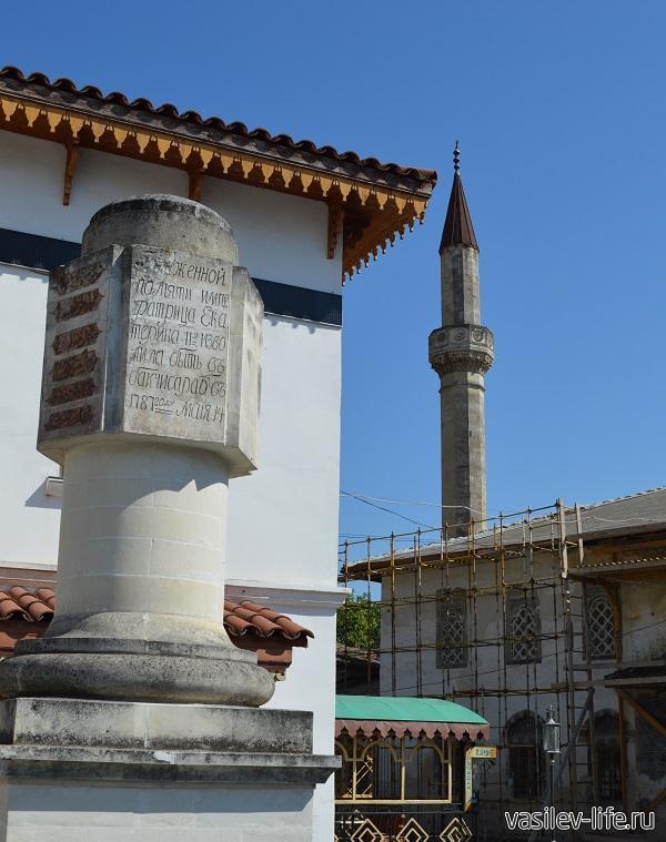 Ханский дворец в Бахчисарае (Крым) (12)