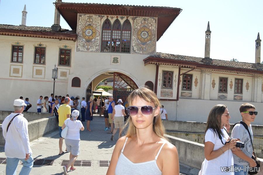 Ханский дворец в Бахчисарае (Крым) (4)