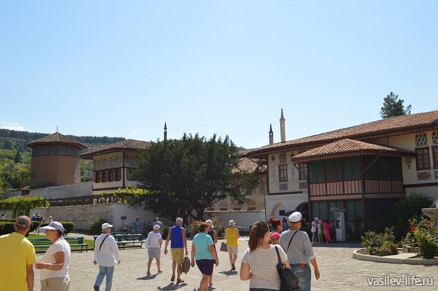 Ханский дворец в Бахчисарае (Крым) (5)