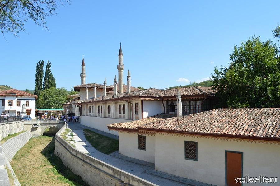 Ханский дворец в Бахчисарае (Крым) (7)
