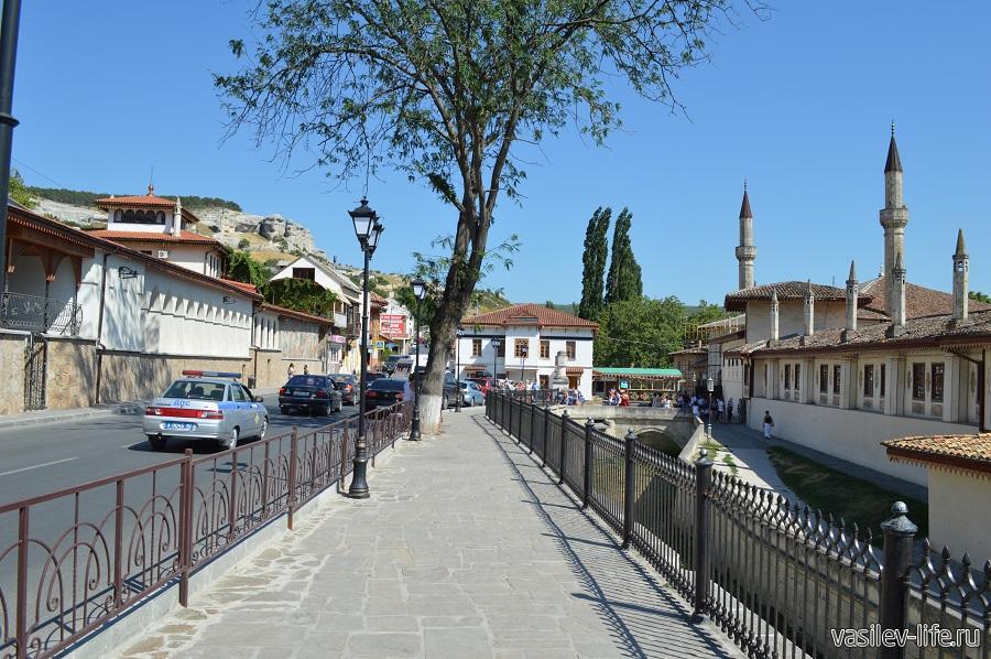 Ханский дворец в Бахчисарае (Крым) (8)