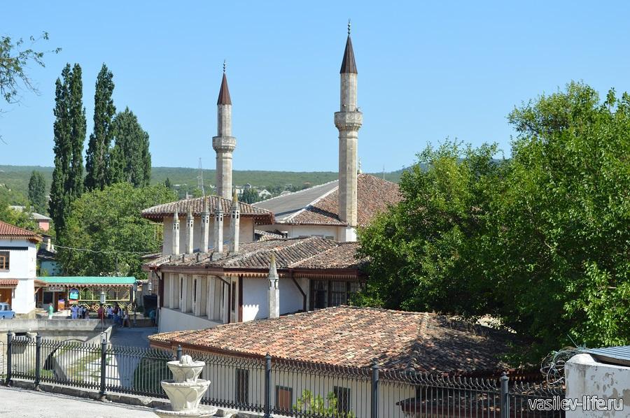 Ханский дворец в Бахчисарае (Крым) (9)