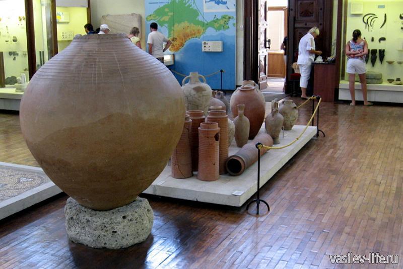 Херсонес Таврический музей3