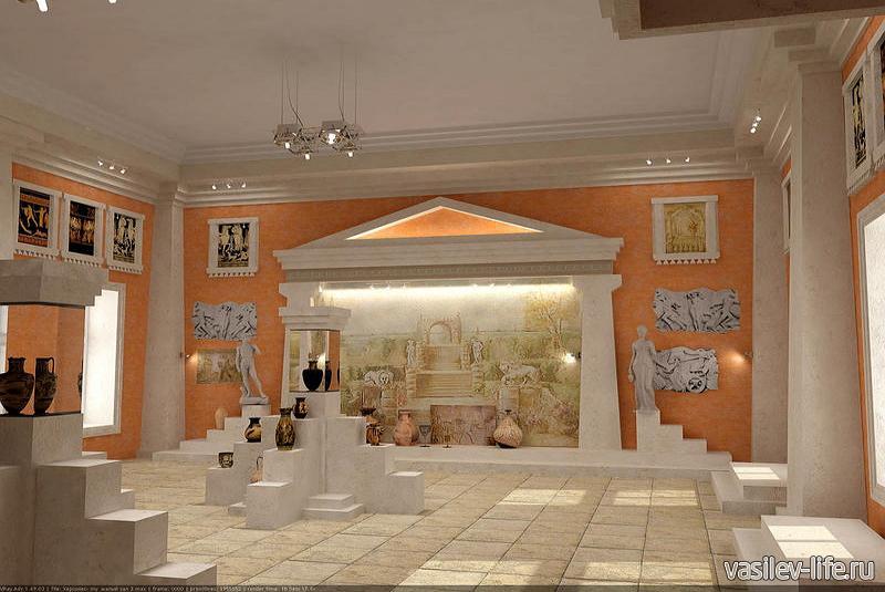 Херсонес Таврический музей4