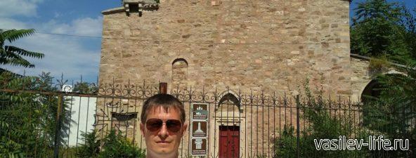 Храм Архангелов Михаила и Гавриила 100