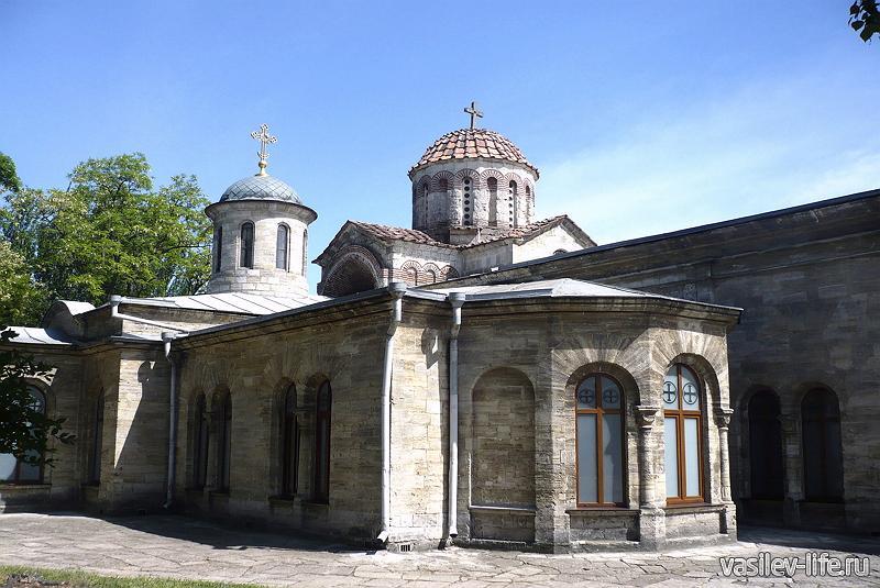 Храм Иоанна Предтечи6