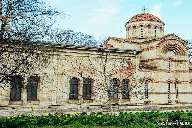 Храм Иоанна Предтечи8