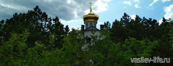 Храм Луки в Новом Свете
