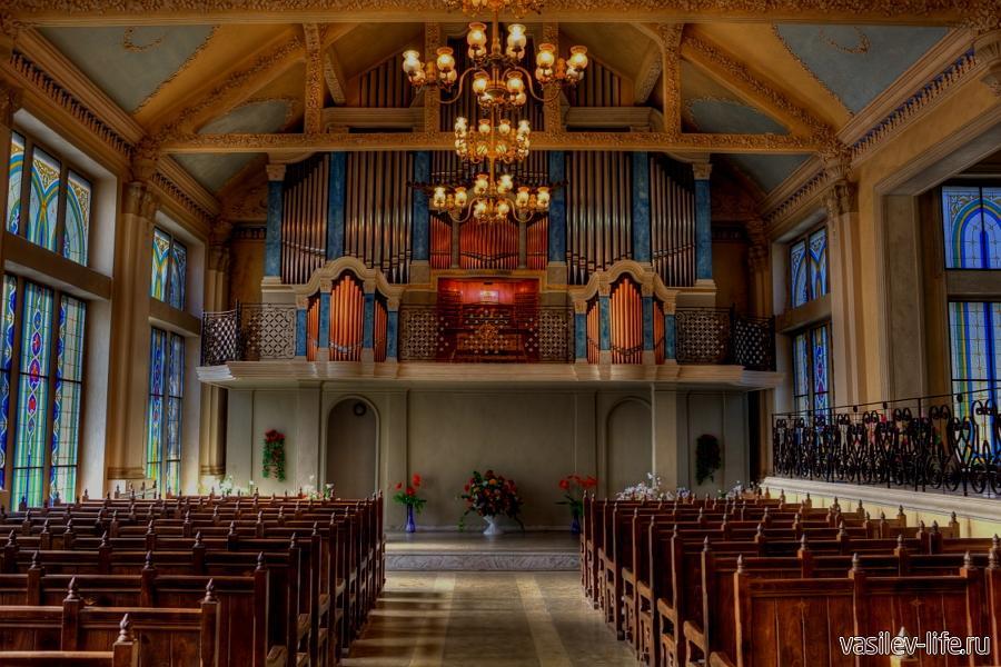 Центр органной музыки Ливадия, Ялта