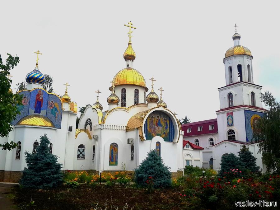 Церковь святого Иоанна Воина
