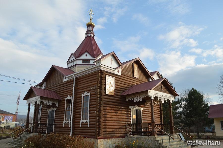 Церковь св. Дмитрия Солунского чудотворца