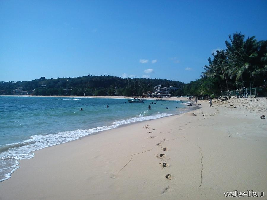 Шри-Ланка в октябре