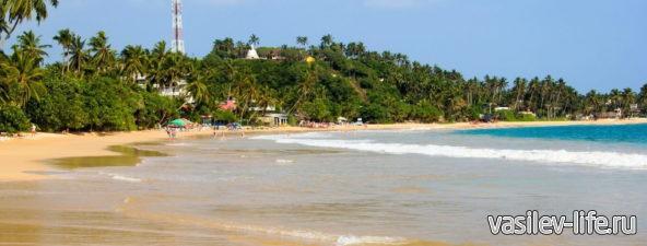 Шри-Ланка в феврале