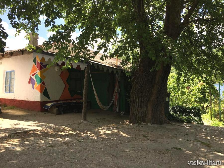 Эко-кемпинг «Дикий Крым» в Бахчисарайском районе
