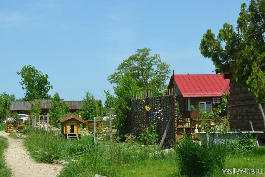 Этнографический центр «Кубанский хутор»