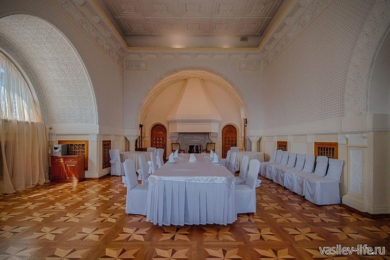 Юсуповский дворец внутри