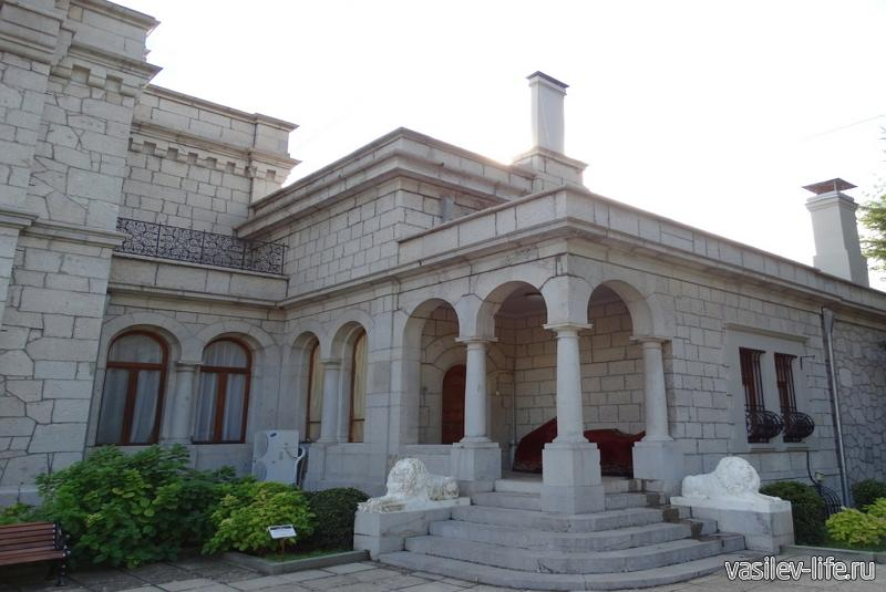 Юсуповский дворец