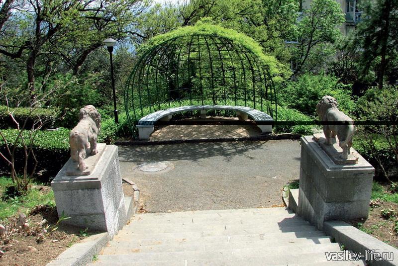Юсуповский парк