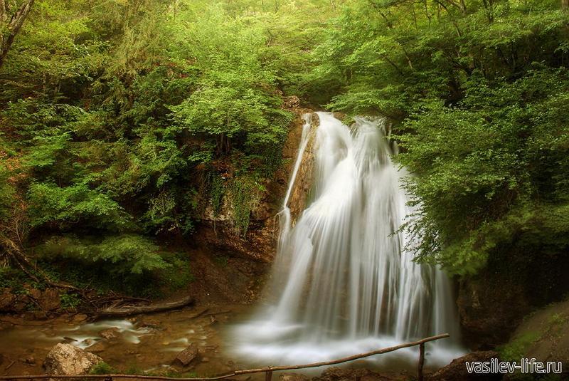 водопад «Джур-Джур»10