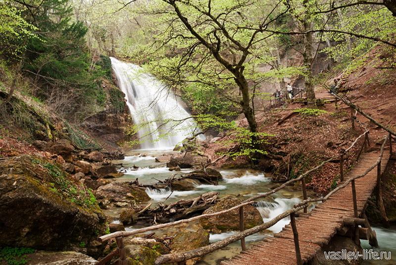 водопад «Джур-Джур»5