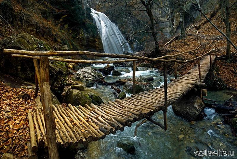 водопад «Джур-Джур»6