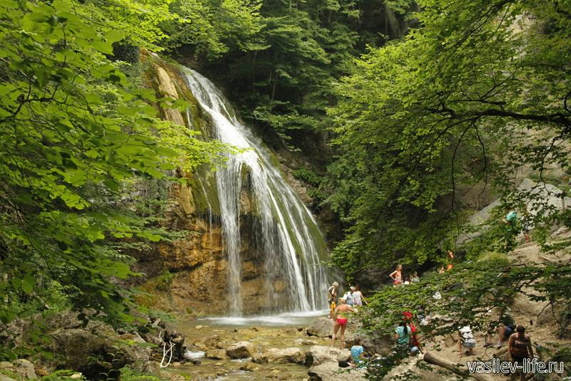 водопад «Джур-Джур»8