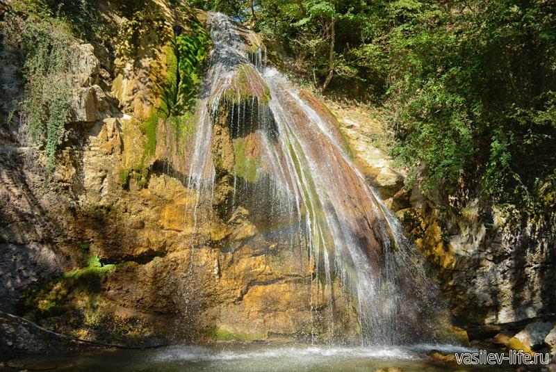 водопад «Джур-Джур»9