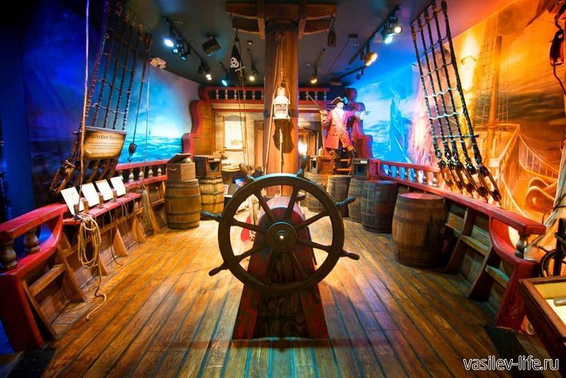 музей «Пираты Чёрного моря»