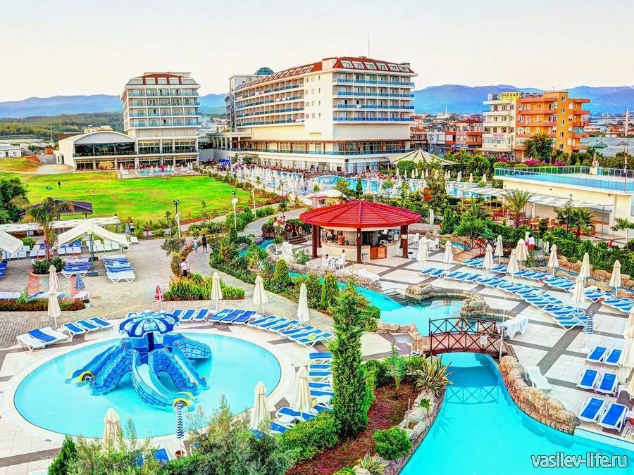 отель Resort Aqua & Spa 5