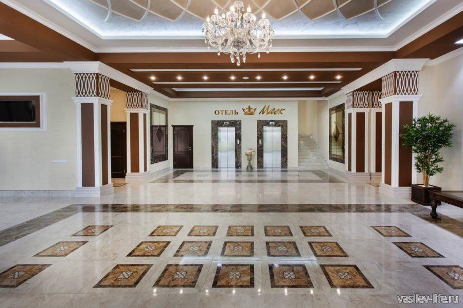 Отель «Маск»