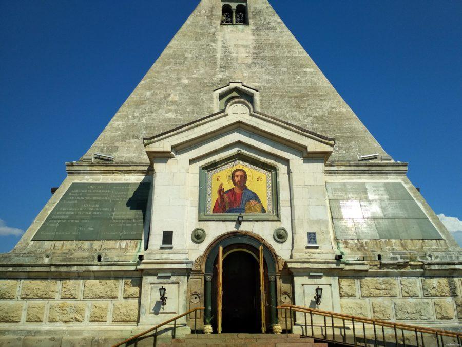 Церковь святого Николая Чудотворца в Севастополе
