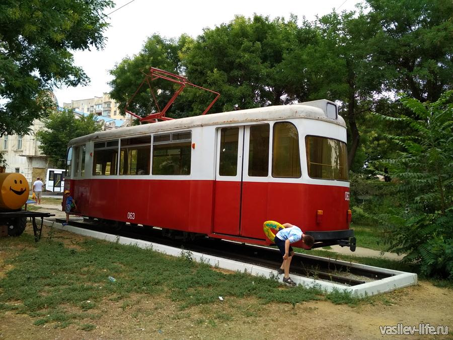 105 лет Евпаторийскому трамваю