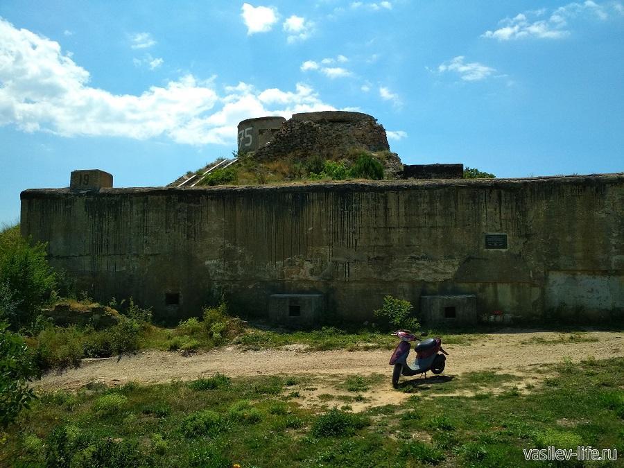 19-я орудийная батарея в Балаклаве (13)