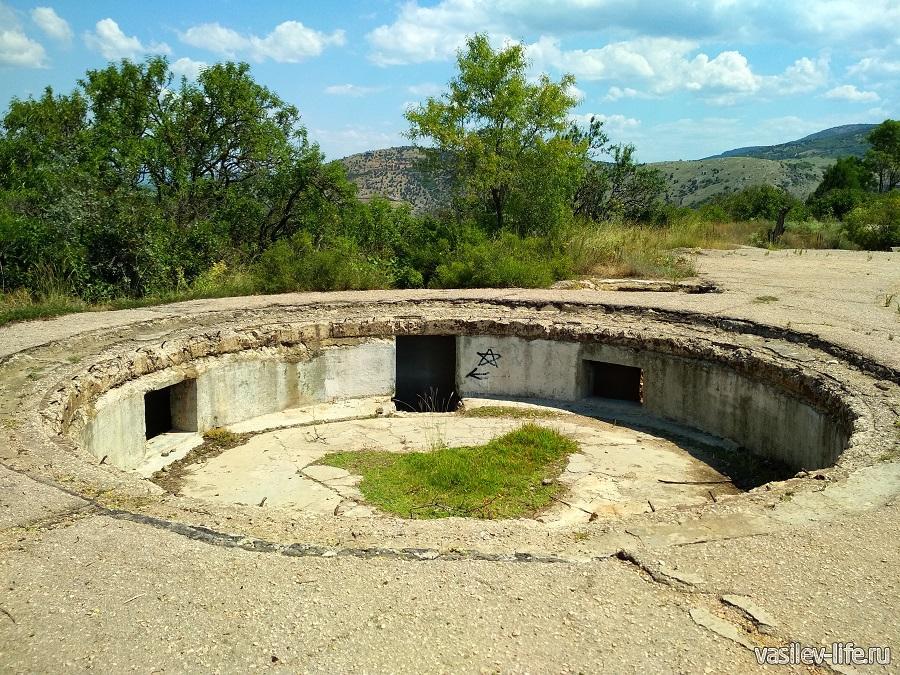 19-я орудийная батарея в Балаклаве (6)