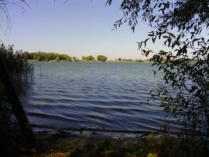 Вид на реку Дон из моего лагеря